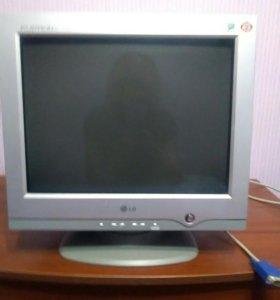 Монитор LG в отличном состоянии продаю