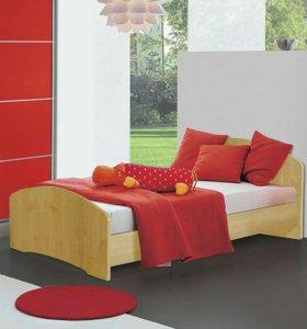 Кровать 80*190 клен