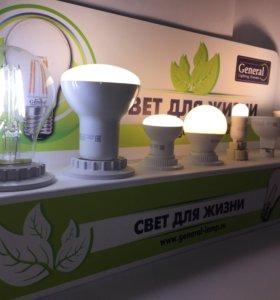 Светодиодная лампа E14; E27; E40; G4; GU4;GU5;GU10
