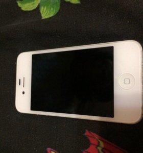 iPhone 4s на 8 гб