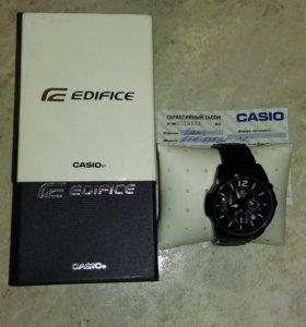 Часы CASIO Edifice EFR-535 BK