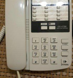 Стационарный телефон LG