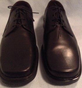 Туфли мужские,демисезонные.размер 48