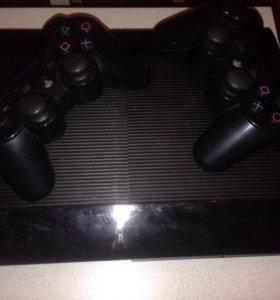 PlayStation 3 super slim 12гб