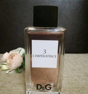 Императрица. Dolce & Gabbana 100ml