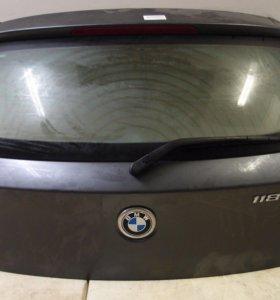 Крышка багажника БМВ f20 f21 BMW