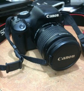 Зеркальный фотоаппарат Canon EOS 550D Kit ds126271