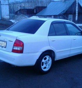 Mazda familia 4wd
