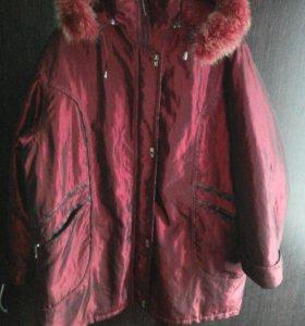 "Куртка женская  цвет""хамелеон"""
