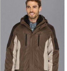 Новая USA Зимняя куртка Calvin Klein 3 in 1 Jacket