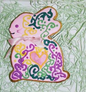 Расписное печенье