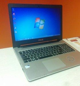 Игровой ноутбук Asus K56CM