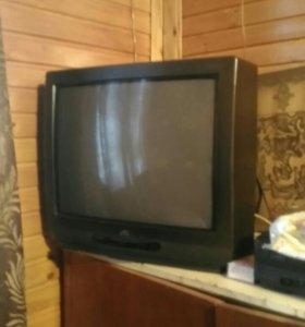 Телевизор 21дюйм