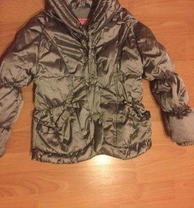 Куртка демисозанная