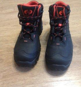 Новые зимние ботинки Heckel