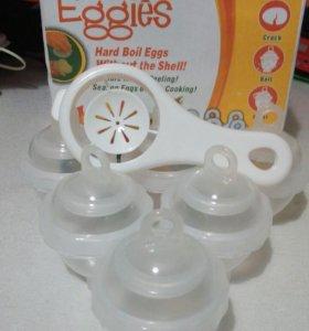 Вари яйца без скорлупы