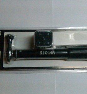 Монопод с bluetooth пультом для sjcam m20