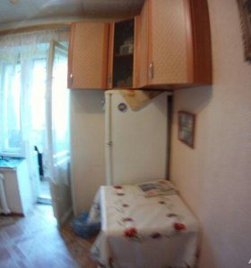1 комнатная квартира.