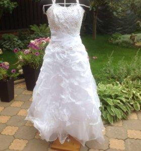 Свадебные платья для фотосессий, флеш-мобов