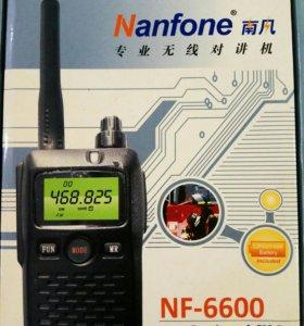 Рация Nanfone NF-6600