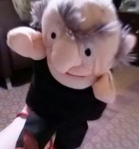 Кукла театральная на руку