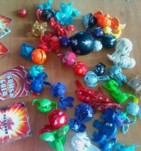 Детские игрушки бакуганы