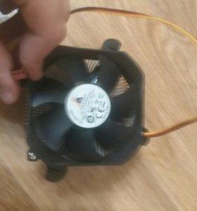 Кулер на процесор