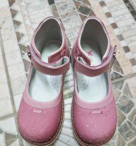 Туфельки Woopy 28 размер