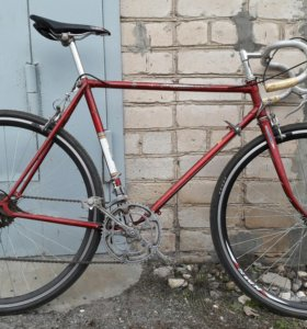 Шоссейный велосипед ХВЗ спорт 1974 года