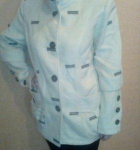 Кашемировое полупальто (пиджак)