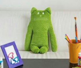Игрушка-подушка Craftholic Korat, Craft, кот