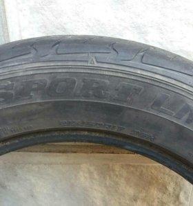 Летняя резина Dunlop 215/60 R17