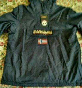 Куртка - анарак Napapijri Новая