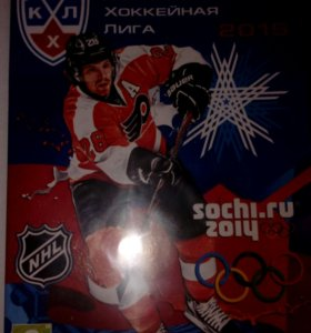 Хоккей 2015