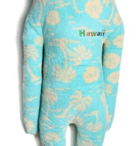 Игрушка-подушка Craftholic Aloha Koran Hawaii, кот