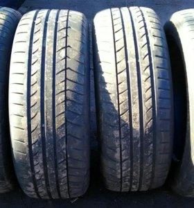 225/60 R17 Dunlop, RunFlat
