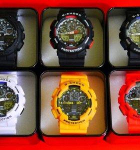 🔥Часы Casio G-Shock GA-100
