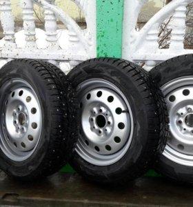 Зимние колеса Кама 505 Irbis