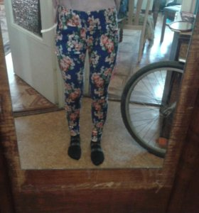 Штаны (джинсовые)