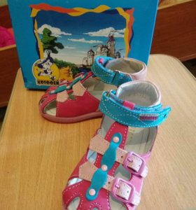 Детские сандали. Раз 22.650руб Новые
