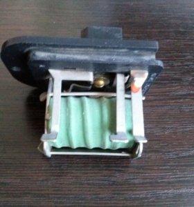 Резистор для печки на ВАЗ 2110