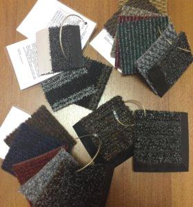 Грязезащитные покрытия, ковры противоскользящие