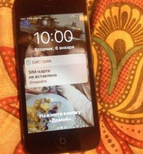 Айфон 5 в идеальном состояние