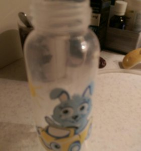 Курносики бутылочки и соски