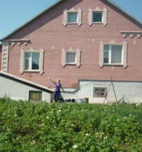 Дом 100 кв.м, 10 соток