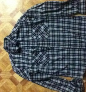 Рубашка мужская,размер-L