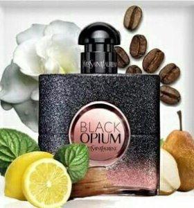 Black Opium Floral Shock.
