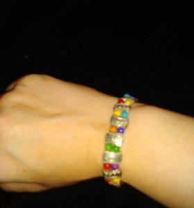 Новые фирменные браслеты