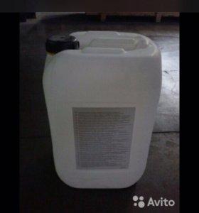 Канистра 27 литров пластмассовая Б/у 1раз