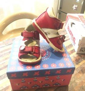 Детские сандали, ботинки, валенки Куома